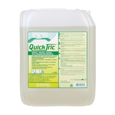 Quick Tric - Средство для чистки ковров и мягкой мебели